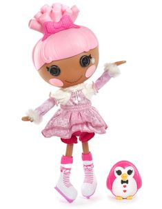 Humor Lalaloopsy Oopsie Doll Princess Juniper Set Fashion, Character, Play Dolls Rare Collectable Lovely 2019 Official