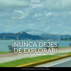 Toma tu tiempo para explorar #Panamá. #Viajes #Turismo #Frases Foto: Avodrocc.