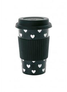 Miss Ètoile - Kaffeebecher To Go Herzen