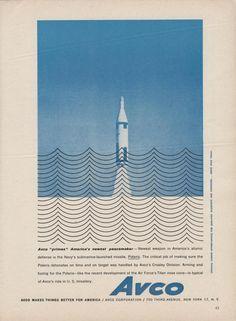 Avco Ad  Ad Agency: Benton & Bowles