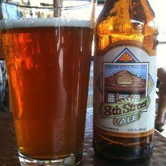 8th Street Ale, Four Peaks Brewery, Arizona - 5% ABV English Pale Ale
