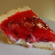 Strawberry Cream Cheese Pie. I tried this recipe. It's easy and is best with fresh strawberries. BONUS: This recipe makes 2 pies!