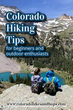 Beginners Hiking Tips — Colorado Hikes and Hops Hiking With Kids, Travel With Kids, Family Travel, Family Vacations, Visit Colorado, Colorado Hiking, Hiking Tips, Hiking Gear, Usa Places To Visit