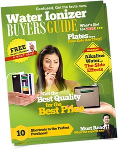 This Buyers Guide will help you decide which water ionizer is right for you! Water Ionizer, Water Filtration System, Buyers Guide, Designer, Facts, Good Things, Reading, Videos, Word Reading