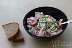 Zeleninovo majonézový salát - Čubou zvaný Potato Salad, Food And Drink, Potatoes, Ethnic Recipes, Potato