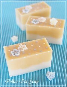 Polka Dot Soap |横浜・元町中華街駅 手作り石けん教室 With Flowers