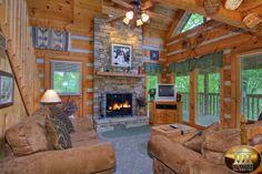 Dream Catcher Hideaway - Pigeon Forge Cabin Rental - 2 Bedrooms, 2 Baths, Sleeps 6