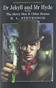 Dr Jekyll and Mr Hyde (Wordsworth Classics) by Robert Louis Stevenson http://www.amazon.co.uk/dp/1853260614/ref=cm_sw_r_pi_dp_V9Mpwb02WTKRS