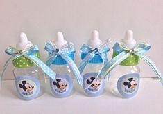 12 pequeños de 35 bebé Mickey Mouse bebé favores de la ducha