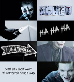 Aesthetics → The Joker
