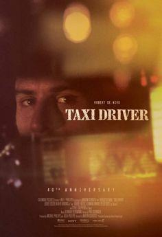 melhores posters taxi driver