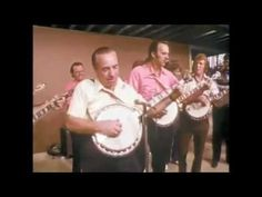 Wish I'd been there!!!  Earl Scruggs, J.D. Crowe, Bill Emerson, Charlie Waller, Jimmy Martin, Little Roy Lewis - Foggy Mountain Breakdown