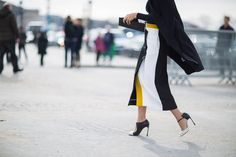 Skirting the issues: the seven skirt styles of the new season, at Vogue.com.au.
