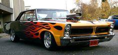 1965 Pontiac GTO 6-71 Blown 326ci