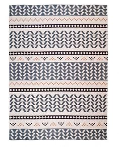 Finarte Walli printed cotton rug in blue is made of soft and recycled cotton weave. Walli features a fun and colorful print, inspired by the traditional Finnish weaving patterns. Weaving Patterns, Modern Prints, Woven Rug, Upcycle, Traditional, Wallet, Rugs, Cotton, Blue