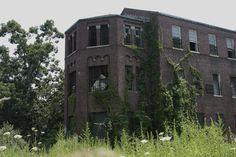 Pilgrim State Psychiatric Hospital in Brentwood, NY.