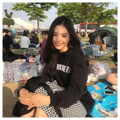 Korean Aesthetic, Aesthetic Fashion, Aesthetic Clothes, Aesthetic Outfit, Style Fashion, Ulzzang Fashion, Korean Fashion, Korean Picture, Fitness Motivation