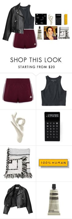 """""""{ krabby-patty920 } Superhero Intro"""" by escaping-sanity ❤ liked on Polyvore featuring adidas, Aéropostale, Thelermont Hupton, LEXON, Baja East, Everlane, Acne Studios and Aesop"""
