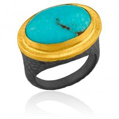 I WANT this ring!!!! Lika Behar Pompei Ring