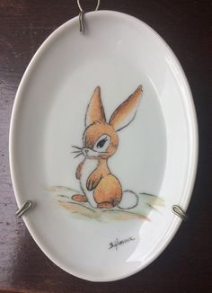 Pintura em porcelana 1973
