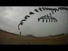 Cloning Echo Freeze Frame Effect - Kite Buggy Jump - YouTube