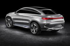 333 bg güç ve 480 Nm tork üreten 3 litrelik çift turbolu V6 motordan güç alan Concept Coupe SUV Mercedes-Benz tarafından şimdilik sadece bir tasarım çalışması olarak gösteriliyor, ancak otomobilin üretim versiyonunun 2015`in sonlarına doğru ortaya çıkması bekleniyor.