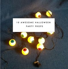 10 Awesome Halloween Party Props | eBay #halloween #sponsored #entertaining #halloweendecor