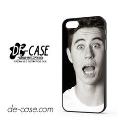 Nash Grier DEAL-7577 Apple Phonecase Cover For Iphone SE Case