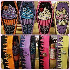 DIY coffin cases/purses