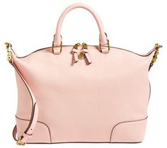 Tory Burch 'Frances' Slouchy Leather Satchel