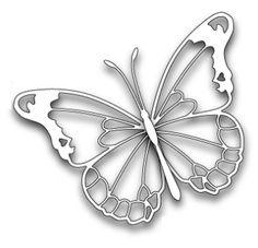 Memory Box - Die - Finn Butterfly,$17.49
