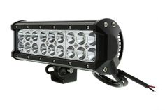 "9"" Heavy Duty Off Road LED Light Bar - 54W 