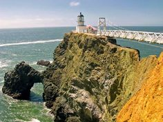 Point Bonita Lighthouse and May Bowerman's Overlook in Mt. Diablo State Park look breathtaking!