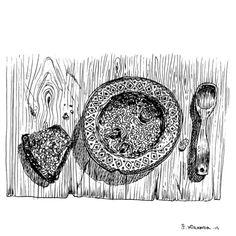 drawing illustration markers jari miranda