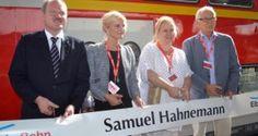 A TRAIN NAMED SAMUEL HAHNEMANN
