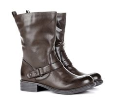 Tromping boots!