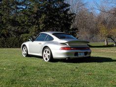 1997 911 Twin Turbo