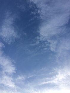 2017년 4월 10일의 하늘 #sky #cloud