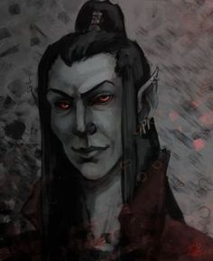 Dravven in three phases: during Oblivion when he was mostly functional, right after the events of Shivering Isles when he's not actually himself but is Sheogorath, and during Skyrim, when he&...