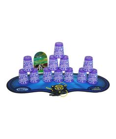 Look at this Tie Dye Stackpack Set by Speed Stacks Cup Games, Toys Land, Tie Dye, Christmas 2014, Christmas Ideas, Kids, Sport, Young Children, Boys