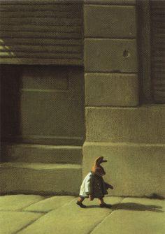 Michael Sowa, from Esterhazy: The Rabbit Prince