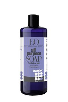 EO All Purpose Soap Lavender 32 oz -- Click affiliate link Amazon.com on image to review more details.