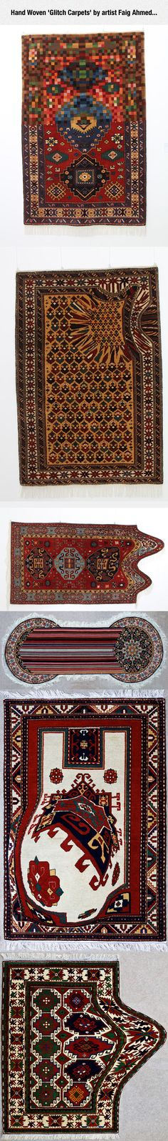 Glitch Carpets Are Incredible