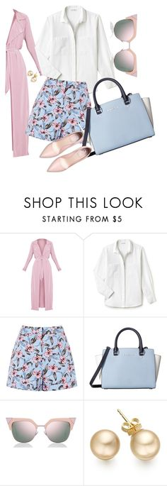 """""""Untitled #169"""" by madness4fashion on Polyvore featuring Lacoste, MICHAEL Michael Kors and Fendi"""