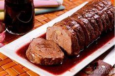 Receita de Carne ao molho de vinho diferente em receitas de carnes, veja essa e outras receitas aqui!
