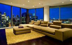 Modern luxury condo
