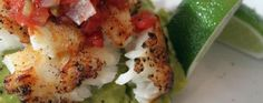Deconstructed Fish Tacos