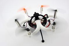 Awesome 3D Printed Drone: http://3dprint.com/4501/imaterialize-3d-printed-drones/