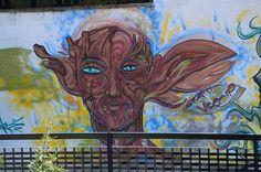 graffiti, Nerja