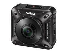 EDGED : 니콘, 자사 최초의 액션카메라 '키미션' 시리즈 신제품 3종 발매